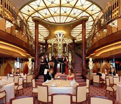 London (Southampton), UK to Hamburg, Germany cruise